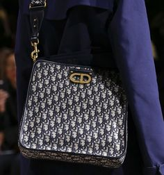 5f2f31a63fc0 Dior's Iconic Saddle Bag is Coming Back, and More From the Brand's Fall  2018 Runway