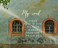 Psalm 62:5 ღ
