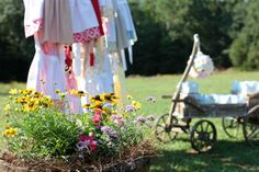 The Party Wagon - Blog - LITTLE HOUSE ON THE PRAIRIE PARTY: This is seriously amazing!! I can't wait to share LHOP books with baby girl!!
