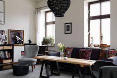 Appartement couleur noire (2)