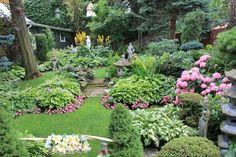 beautiful whimsical gardens | Gorgeous Gardens Blossom for 16th Annual GardenWalk | WIVB.com | Blogs