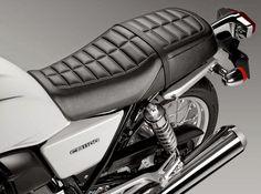 2014 Honda EX, Closer to the Real Retro Vibe Motorcycle Seats, Bike Seat, Car Seats, Honda Cb 1100, Gs500, Motos Honda, Cafe Bike, Vintage Motorcycles, Scrambler
