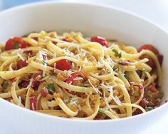 Flaxseed Oil Linguine - Powered by @ultimaterecipe