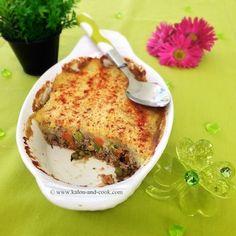 Recette de Hachis irlandais à l'agneau : la recette facile