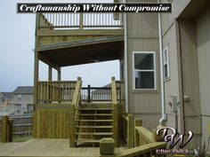 Treated Decks by DW Elite Decks in Olathe, Kansas  Call today at: 913-782-7575  email us at: dw@dwdecks.com