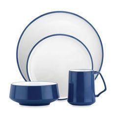 Dansk® Kobenstyle Dinnerware Collection in Blue - BedBathandBeyond.ca
