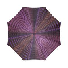 ROOT BEER PONG Foldable Umbrella