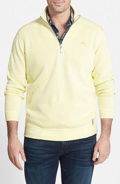 Tommy Bahama 'Antigua Cove' Half Zip Pullover