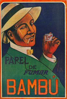 Déjà vu Collectors: Papel de fumar Bambú
