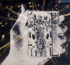 Wallace Berman Verifax Collage
