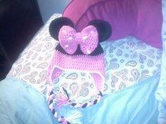 - Minnie Mouse hat 1-3 year old