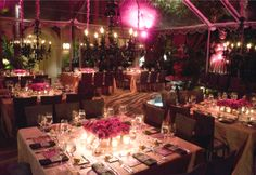 Elegant Receptions | Town & Country Event Rentals