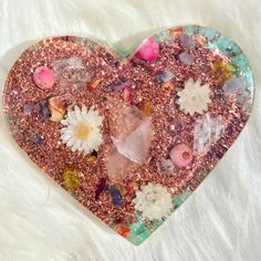 These new orgone hearts radiate pure love through your being!