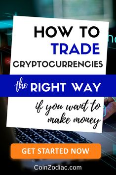 The ultimate beginner's guide to cryptocurrency trading. Learn How to Trade Cryptocurrencies on Binance?Delving into the crypto world is extremely intimidating, especially when you're dealing … Cryptocurrency Trading, Bitcoin Cryptocurrency, Blockchain Cryptocurrency, Trading Quotes, Crypto Coin, Buy Bitcoin, Blockchain Technology, Investing Money, Crypto Currencies