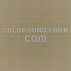 colorsongyarn.com