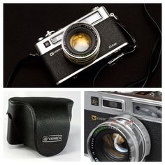 1960s Yashica Electro 35 GSN with Original Case on Etsy, $50.00