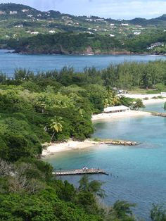 St-Lucia - , Castries by Martin Denis