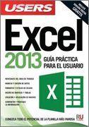DescargarUsers - Excel 2013 Guia Practica para el Usuario - [PDF] [IPAD] [ESPAÑOL] [HQ]