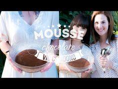 Mousse de Chocolate | Vídeos e Receitas de Sobremesas