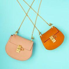 Still obsessed with the  Chloe Drew bag #Selfridges #Chloe #SelfridgesXCovetMe #covetme