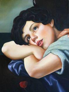 "Saatchi Art Artist Gennaro Santaniello; Painting, ""Il pescatorello"" #art"