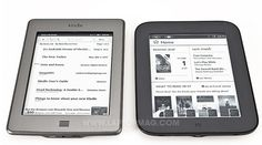 Face-Off:  Barnes and Noble Nook Simple Touch vs Amazon Kindle Touch...read on to discover the winner of each category and the overall winner!