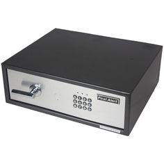 First Alert Digital Antitheft Notebook Computer Safe (.78 Cu Ft) – USMART NY