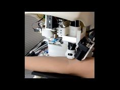 Watch this robot draw blood from a patient - YouTube