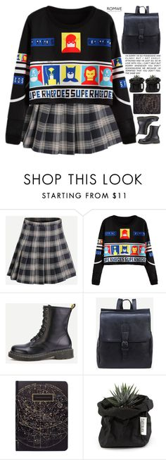 """""""superheroes"""" by scarlett-morwenna ❤ liked on Polyvore featuring Uashmama and vintage"""