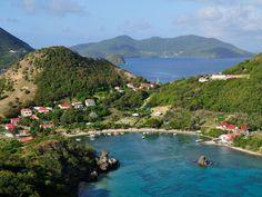 Guadeloupe : parfum d'Eden aux Saintes