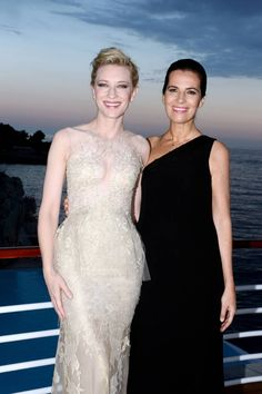 Cannes Cannes: The Best Film Festival Fashion 2014 both in Armani