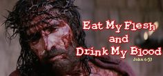 """아멘 주 예수여 어서 오시옵소서              Amen! Come, Lord Jesus: We Believers Are """"JESUS-Eaters"""" As in Verses 53~56..."""