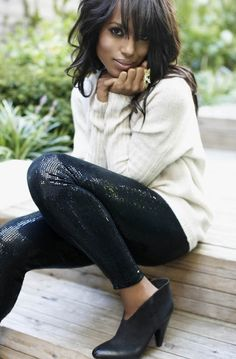 Kerry Washington~~Beautiful love her