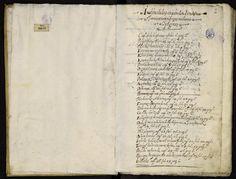Instrucciones de la Inquisición sobre procedimientos de diversos delitos [Manuscrito]. Iglesia Católica Congregatio Sancti Officii — Manuscrito — 1501-1800?