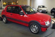 Peugeot 205 GTi (1984-1994)