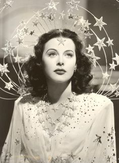 Heddy Lamar She was a favorite of mine from the old stars