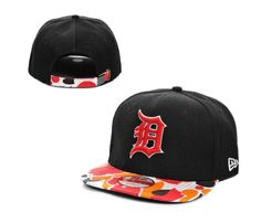 reputable site 32c24 1cf3a MLB Detroit Tigers Snapback Hat (2) , for sale online  5.9 - www. Black  SnapbackSnapback Hats59fifty HatsMlb Detroit TigersNew Era ...