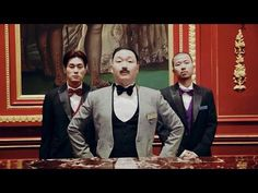 awesome  PSY - 'New Face' M/V