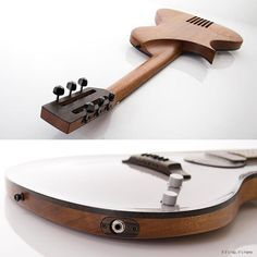 The Gorgeous Guitars of Ulrich Teuffel | http://www.ifitshipitshere.com/teuffelguitars/
