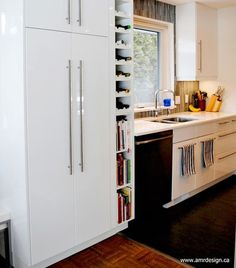 1000 images about creative wine storage on pinterest Book storage ideas for small spaces