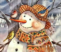 Frosty and Friends Snowman Photos, Snowmen Pictures, Christmas Pictures, Sock Snowman, Cute Snowman, Christmas Drawing, Christmas Paintings, Christmas Snowman, Christmas Crafts