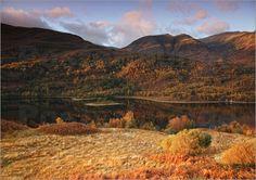 Martina Cross - Loch Leven im Herbst - Schottland