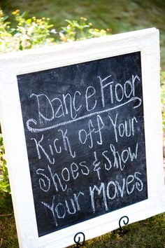 Need something to mark the dance floor