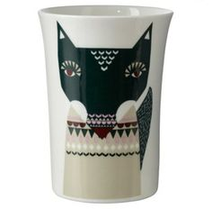 animal cup by donna wilson