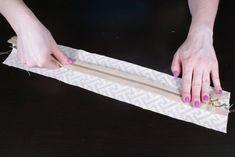 How to Make Box Cushions with a Zipper | OFS Maker's Mill Custom Cushion Covers, Diy Cushion, Custom Cushions, Sewing Hacks, Sewing Projects, Woodworking Projects, Piping Tutorial, Patio Cushions, Upholstery Foam