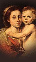 Intersecciones de la Virgen María por rezo del rosario