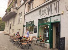 Moment Vegan Bistro and Cafe, Prague