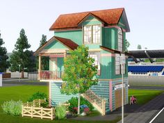 Mod The Sims - Clovehill Cottage
