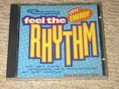 Dance Energy Feel The Rhythm ft Future Sound Of London K-Klass Kym Sims KWS #uniqbeats #ebay #ebayuk