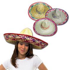 Sombreros - 12 Pack